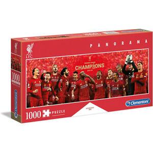 Clementoni Liverpool FC Jigsaw Puzzle 1000 Piece Premier League Champions