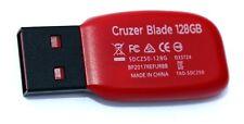 SanDisk SDCZ50-128G 128GB Cruzer Blade USB Flash Drive 128 GB SDCZ50 128G G