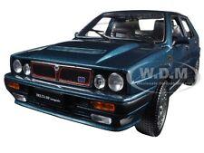 1989 LANCIA DELTA HF INTEGRALE 16V BLUE 1/18 DIECAST CAR MODEL BY SUNSTAR 3152