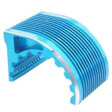 RC Blue Alum Heat Sink For 1/8 Hobbywing Castle leopard Motor 4274 4268 1515