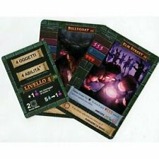 One Deck Dungeon: La Foresta delle Ombre Bonus Pack ITALIANO