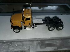 Cat CT680 Tractor only Cat Yellow 1/50 Scale By WSI