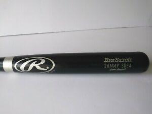 "Vintage RAWLINGS Sammy Sosa BIG STICK 30""/26 oz Wood Little-League Baseball Bat"