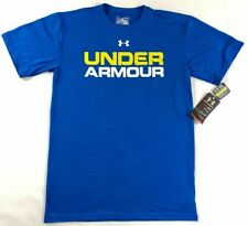 Hurley Under Amour Compression Fit Heat Gear Fitted Mens T-Shirt Shirt Size: SM