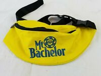 Mt Bachelor Fanny Pack bright yellow Waist Bag Outdoor Travel Zippered Hiking