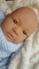 22mm Reborn Baby Doll Eyes Half Round Acrylic Eyes Brown