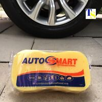 1 x Autosmart Exterior Jumbo Sponge for Car Cleaning Valeting (TRADE PRODUCT)