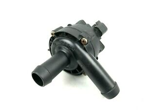 Jaguar XF Additional Auxiliary Heater Electric Water Pump Unit 4R83-18D474-AB