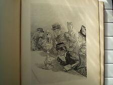 1891 ROME PENDANT LA SEMAINE SAINTE DESSINS PAUL RENOUARD CHEZ BOUSSOD VALADON