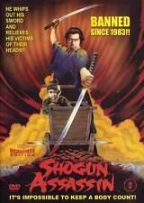 SHOGUN ASSASSIN DVD  (very fast shipping)