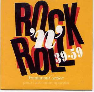 PRESLEY BERRY PERKINS RICHARD - rare CD Single - France - Promo