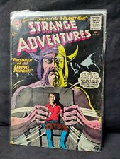 STRANGE ADVENTURES DC Comics   Silver Age Issue Lot of 4