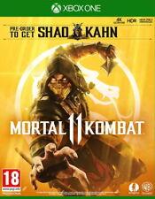 Mortal Kombat 11 - including Shao Kahn DLC (Xbox One)