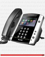 Polycom VVX 601 IP Gigabit Phone 2200-48600-025 VVX601 POE (Grade A)