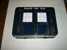 TOP Trumps TARDIS DR. WHO Collectors Tin and 60 Cards Card Game