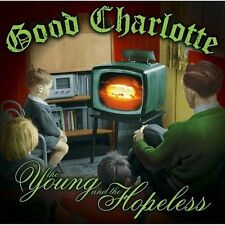 FREE US SHIP. on ANY 2 CDs! ~Used,Good CD Good Charlotte: The Young and the Hope