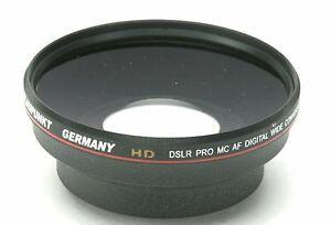 Blaupunkt (Germany) HD DSLR PRO MC AF Digital Wide Conversion W/Macro 0,5X. EX.