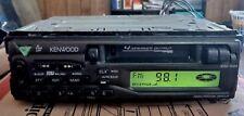 New listing Oldschool Kenwood cassette player Kdc-108S
