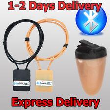 Spy Earpiece Amplified Bluetooth Neckloop Kit GSM Micro Earpiece