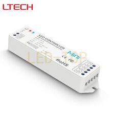 LTECH 2.4G R4-3A CV Muti-Zone Wireless Receiving Controller 5-24V for RGBW Strip