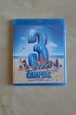 ** DVD BLUERAY BLURAY BLU-RAY Camping 3 neuf sous scello recu cadeau **