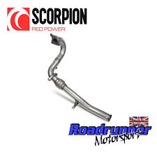 Scorpion De-cat Clio 200 RS MK4 EDC Downpipe Exhaust De Cats OE (BHMM) SRNPC027