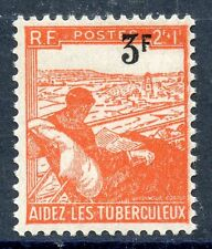 STAMP / TIMBRE FRANCE NEUF N° 750 ** AIDEZ LES TUBERCULEUX