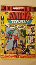 The Superman Family #164 (Apr-May 1974, Dc). 100 Page Giant. Jimmy Olsen Fn/Vf+