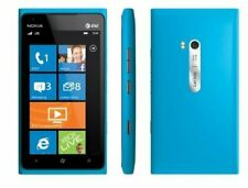 Nokia Lumia 900 16GB Cyan Blue Windows (AT&T) GSM GLOBAL Unlocked. New inbox