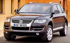 Repair Manual 2004 - 2006 VW Touareg all Engines