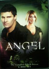 ANGEL The COMPLETE FOURTH SEASON 22 Episodes + Lots of Special Features SEALED
