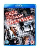 Trespass [Blu-ray] [DVD][Region 2]