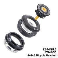 """ZS44/28.6 *ZS44/30 MTB Bike Road 4444S Headset 1-1/8""""  """"for Straight Tube Fork"""