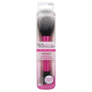 Real Techniques Makeup Brushes : Blush Brush in Retail Box NIB New