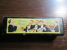 Vintage German Koch Harmonica Western Country with Box