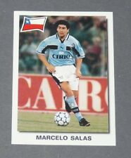 141 MARCELO SALAS CHILE CHILI LAZIO LAZIALE PANINI SUPER FOOTBALL 99 1998-1999