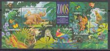 Australien - Michel-Nr. Block 17 IV postfrisch/** (Zoo / Gefährdete Tiere)