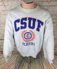 California State University Fullerton Alumni Sweater Vintage Russell Sz XL Mens