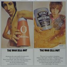 THE WHO 'THE WHO SELL OUT' BRAND NEW SEALED RE-ISSUE LP