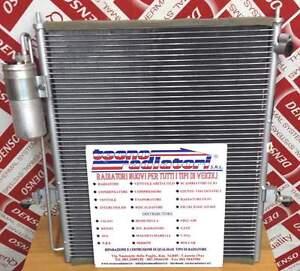 Radiatore Aria Condizionata Mitsubishi L200 2.5 DiD dal '05 -> NUOVO