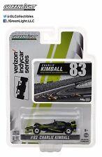 Charlie Kimball Greenlight 1/64 #83 Tresiba IZOD Indy Car IN STOCK Free Ship