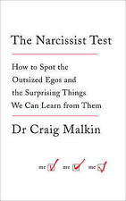 The Narcissist Test, Malkin, Dr Craig, New Book