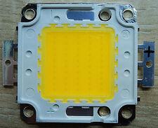 50 W Watt LED Chip warmweiss, 24*40 mil, 4500 Lm,3000K,ww, COB,Fluter,Flutlicht