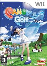 PANGYA GOLF WITH STYLE Nintendo Wii EDIZIONE ITALIANA Nuovo sigillato SEALED