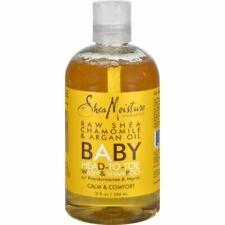 Shea Moisture Raw Shea Chamomile & Argan Oil Baby Head-To-Toe Wash & Shampoo - …