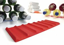 Fridge Monkey Mat - Stacks Cans or Bottles - Red