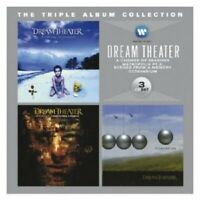 DREAM THEATER - THE TRIPLE ALBUM COLLECTION (A CHANGE OF SEASONS/+) 3 CD NEU