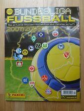 Panini Sammelalbum Fussball Bundesliga 2007/2008 leer + 6 Sticker