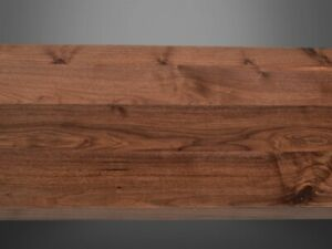 Vanity Timber Bench Tops Walnut Full Stave size 600 750 900 1200 1500 1800 3000
