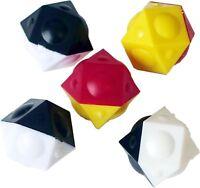 TIPP-KICK 5 Bälle Ball Set Fünf Ersatz Fußball Fussbälle Ersatzfußball Tip Kick